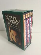 My So-Called Life - The Complete Series (Dvd, 2002, 5-Disc Set) Claire Danes