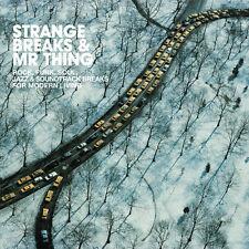 """STRANGE BREAKS & MR THING I """" VARIOUS """" NEW SEALED VINYL LP BBE RECORDS"""