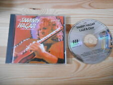 CD Rock Sammy Hagar - Loud & Clear (8 Song) BGO REC UK