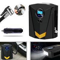 Tragbar Digital Air Kompressor Auto Reifen Luftpumpe Inflator Reifenfüller 12V