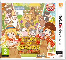 Story Of Seasons Trio Of Towns Nintendo 3DS IT IMPORT NINTENDO