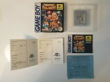 NEUF ADVENTURE ISLAND II 2 Nintendo Gameboy Game boy Boxed boite OVP DMG-LR-FAH