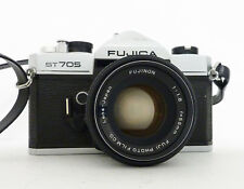 Fujica ST 705 with 55mm F1.8 Lens