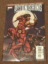 ASTONISHING TALES #4 Daredevil Wolverine 2009 Nice!!