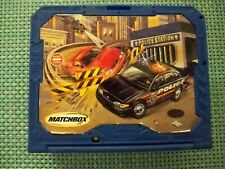 Matchbox Toys 1995 Police Station Action System     FREE SHIPPING          10429