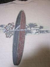Crazy Shirt Hawaii Lahaina Maui Longboard Shirt 3X