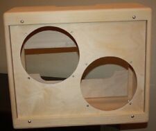 rawcabs 5f1 dovetail narrow panel suspended baffle 2x10 empty pine combo