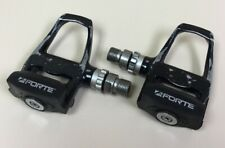FORTE CLIPLESS PEDALS NO CLEATS