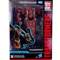 Transformers Generations Studio Series RAMPAGE 37 Figure Voyager Class