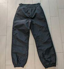 Vintage Columbia Men's Size S Black Snowpants
