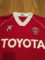 Perugia 2002 2003-04 Galex Issued Worn Match Maglia Shirt Ravanelli Grosso 42
