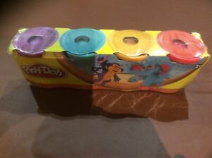 PLAYDOH 560g 4 Colours NEW AGE 2 Plus