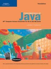 Fundamentals of Java: AP* Computer Science Essentials for the A & AB Exams,