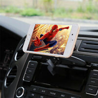 CD Slot Mobile Phone Holder Magnetic Car Universal Stand Cradle Mount GPS iPhone