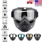 Winter Snow Sport Goggles Snowboard Ski Snowmobile Face Mask Sun Glasses Eyewear