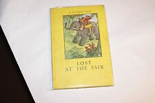 LADYBIRD BOOK Lost at the Fair by A.J. Macgregor, W. Perring 2/6 NET