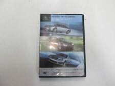 2004 2005 2006 Mercedes Benz E CL S SLK SL CLS Class Navigation DVD COMAND OEM