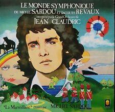 Le Monde Symphonique de Michel Sardou et Jacques Revaux - Vinyl LP 33T