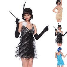 Ärmellose knielange Damenkleider mit Trägern für Clubwear-Anlässe