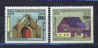 ALEMANIA/RDA EAST GERMANY 1975 MNH SC.1693+B177 Philatelist´day