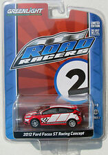 GREENLIGHT ROAD RACERS SERIES 2 2012 FORD FOCUS ST RACING CONCEPT
