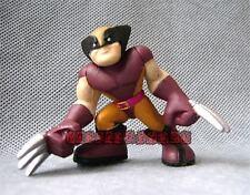 Marvel Comic Super Hero Squad X-Men Wolverine Loose Action Figure B