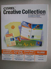 COREL CREATIVE COLLECTION - software nuovo