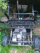 New listing coleman kt196 go kart parts