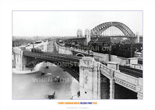 SYDNEY HARBOUR BRIDGE MILSONS PT 1932 HERITAGE A3 POSTER PRINT PHOTO PICTURE x