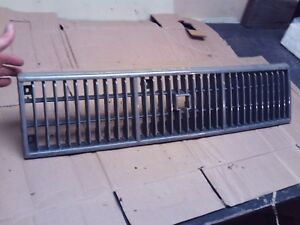 1981-1985 MERCURY LYNX OE FRONT GRILLE GRILL RADIATOR SCREEN CRASH PARTS 1984 83