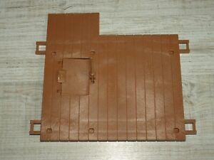 Playmobil Bodenplatte mit Falltür braun -aus 3217 Baumhaus-