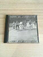 Ladri di Biciclette - Omonimo - CD Album - 1989 Prima Edizione Emi Paolo Belli