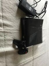 Microsoft Xbox 360 S Launch Edition 250GB Black Console (S7G-00025)