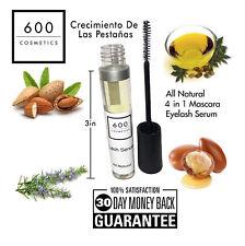Aceite De Ricino Natural Puro Para El Cabello Pestañas y El Crecimiento del Pelo