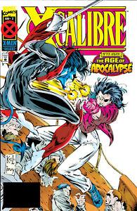 X-Calibre #2: The Age if Apocalypse (Marvel Comics)