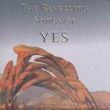 The Revealing Songs Of Yes: A Tribute To Yes - Various Rock Musicians (NEW CD)