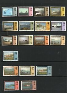 Falkland Islands  1980/4  set 84/85 superb MNH condition.