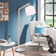 Brilliant Stehleuchte »Carlyn« holzfarben/weiß mit 60 W, H: 163 cm