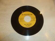 "LEE TRACY - Until you were gone - USA 2-track 7"" Juke Box Vinyl Single"