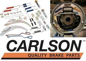 Carlson H2323 Rear Drum Brake Hardware Kit For GM & Dodge Trucks New Free Ship