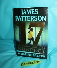 Women's Murder Club: 17Th Suspect by James Patterson (2018, Hardcover)