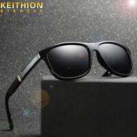 New Men's Sunglasses Polarized Retro Driving Sport  Fashion  Eyewear Glasses