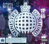 ANTHEMS R&B II various (3X CD, compilation, album, 2011) Ministry of Sound