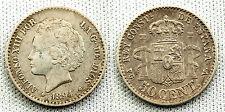 ALFONSO XIII 50 CENTIMOS 1894*9-4 MADRID VF+/MBC+ SILVER/PLATA 2,5 g.