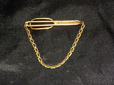 Vintage Men'S Jewelry Swank Chain Tie Clasp