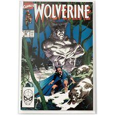 WOLVERINE comic #25 (Marvel, 1990) VERY FINE