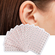 1800Pcs Magnetic Therapy Ear Seeds Auricular Auriculotherapy Acupuncture Patches