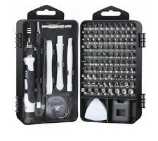 Electronics Repair Kit Precision Tool Set PC, Tablet, iPhone, Laptops 117PCS