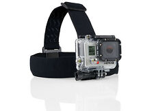 Elastic Adjustable Head Strap Mount fits GoPro HERO 2 3 4 5 Camera Accessories