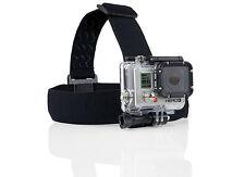 Elastic Adjustable Head Strap Mount fits GoPro HERO 2 3 4 5 Camera Accessories
